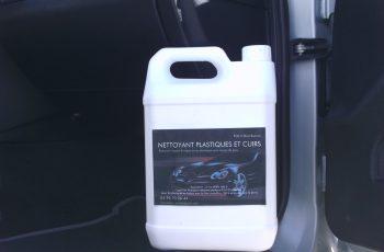 Quel est le meilleur nettoyant plastique pour voiture photo 3